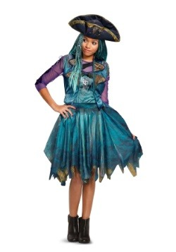 Descendants 2 Classic Uma Girls Costume