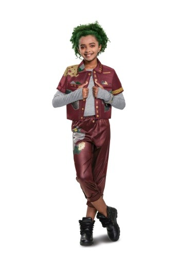 Click Here to buy Disney Zombies Deluxe Eliza Girls Costume from HalloweenCostumes, CDN Funds
