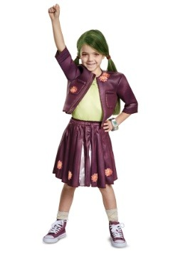 Disney Zombies Classic Zoey Girl's Costume