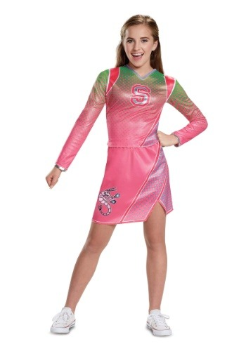 Click Here to buy Disney Zombies Classic Addison Girls Costume from HalloweenCostumes, CDN Funds