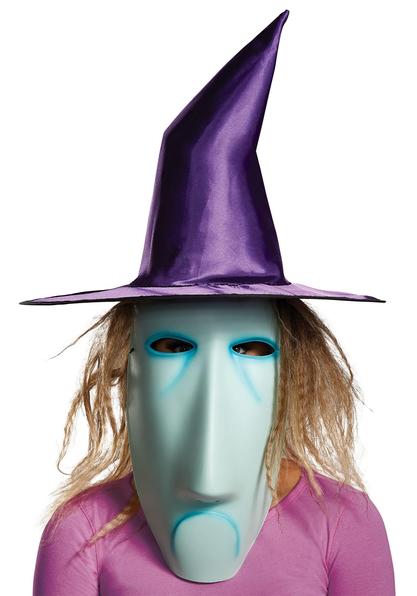 Adult Nightmare Before Christmas Shock Mask