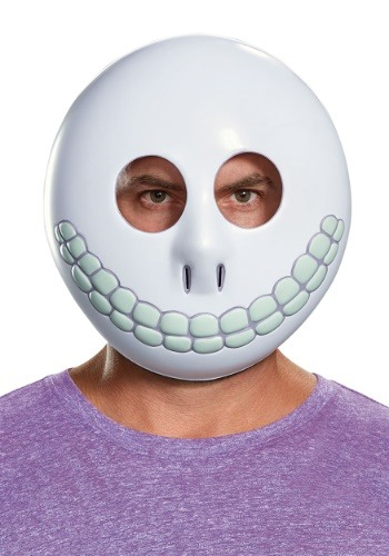 Nightmare Before Christmas Adult Barrel Mask