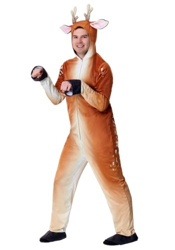 Click Here to buy Mens Realistic Deer Costume from HalloweenCostumes, CDN Funds & Shipping