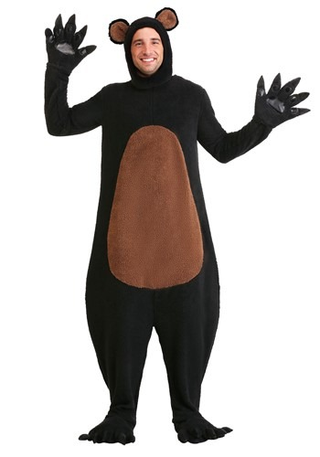 Grinning Grizzly Costume for Adults