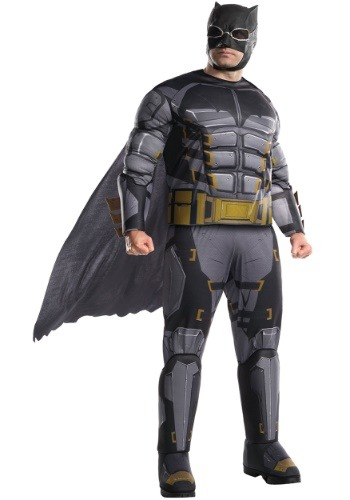 Click Here to buy Tactical Batman Plus Size Mens Costume from HalloweenCostumes, CDN Funds & Shipping
