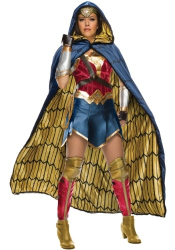 Click Here to buy Grand Heritage Wonder Woman Costume for a Woman from HalloweenCostumes, CDN Funds & Shipping