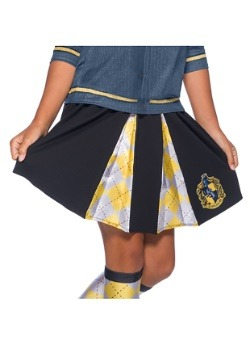 Harry Potter Child Hufflepuff Skirt