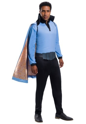 Click Here to buy Adult Lando Calrissian Costume from HalloweenCostumes, CDN Funds & Shipping