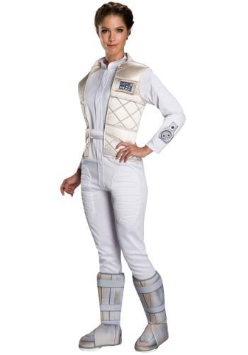 Womens Hoth Leia Costume