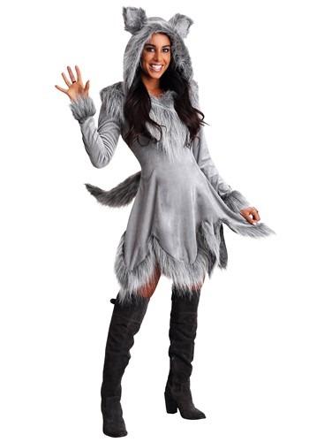 Wolf Costume Womens