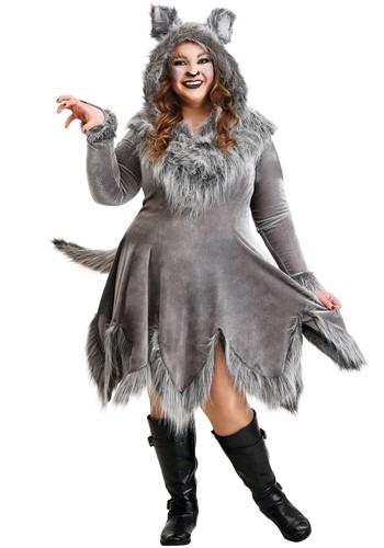 Costume Women's Wolf Plus Size