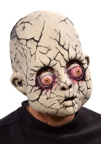 Adult Crack Baby Doll Mask