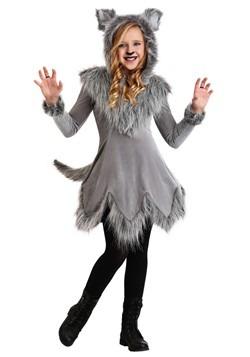 Costume Girl's Wolf