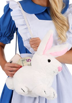 White Bunny Purse