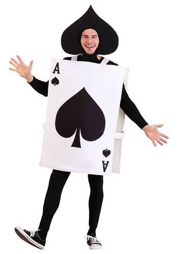 Ace of Spades Adult Size Costume