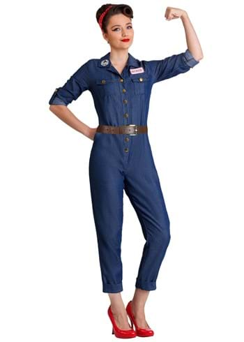 Click Here to buy Womens WWII Icon Costume from HalloweenCostumes, CDN Funds & Shipping