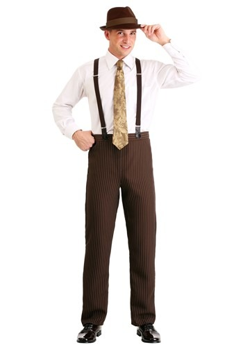 Mens Clyde Gangster Costume