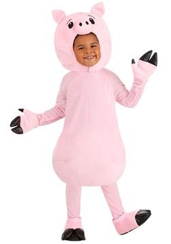 Toddler Pink Pig Costume