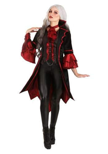 Exquisite Vampire Womens Costume