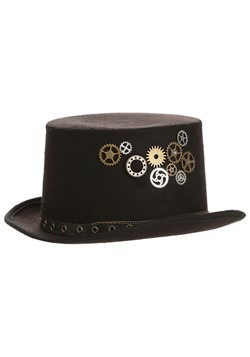 Hat Steampunk Top