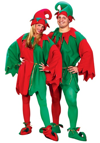 Click Here to buy Elf Costume from HalloweenCostumes, CDN Funds & Shipping