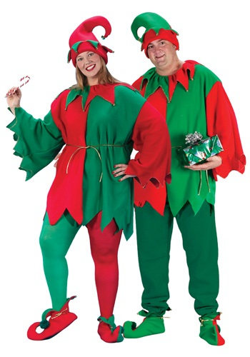 Click Here to buy Plus Size Elf Costume from HalloweenCostumes, CDN Funds & Shipping