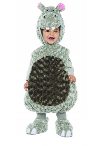 Toddler Hippo Costume