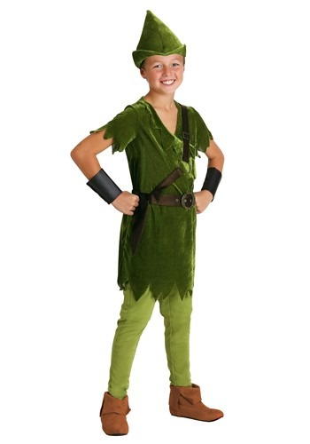 Boys Classic Peter Pan Costume