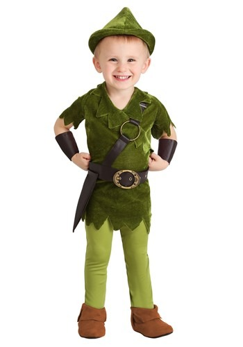 Toddlers Classic Peter Pan Costume