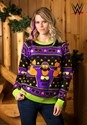 WWE Macho Man Ugly Christmas Sweater Alt