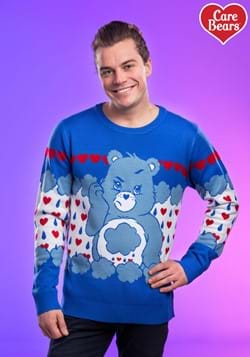 Grumpy Bear Adult Care Bears Ugly Christmas Sweater