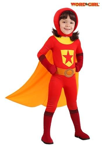 Word Girl Toddler Costume