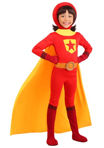Child Word Girl Costume