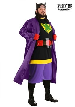 Bluntman Adult Plus Size Costume