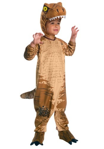 Toddler Jurassic World 2 T-Rex Costume