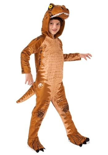 Jurassic World 2 T-Rex Child Size Costume