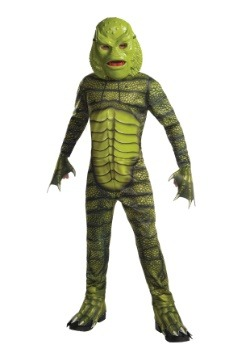 Child Creature From The Black Lagoon Costume
