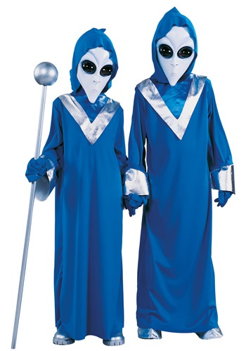 Click Here to buy Kids Space Alien Costume from HalloweenCostumes, CDN Funds & Shipping