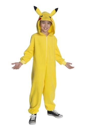 Pokemon Pikachu Kids Costume