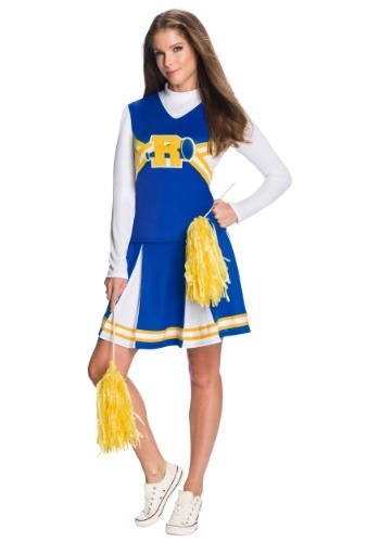 Click Here to buy Adult Riverdale Vixens Cheerleader Costume from HalloweenCostumes, CDN Funds & Shipping