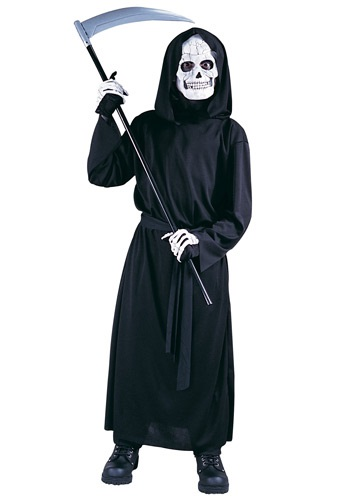 Click Here to buy Kids Reaper Costume from HalloweenCostumes, CDN Funds & Shipping