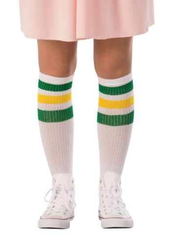 Click Here to buy Eleven Socks Stranger Things from HalloweenCostumes, CDN Funds & Shipping