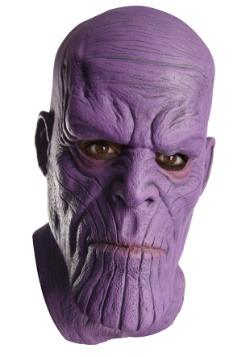 Marvel Avengers Infinity War Thanos Mens Latex Mask