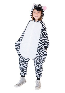 Child Zebra Yumio