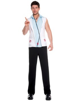 Men's Sexy Doctor Costume