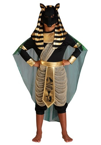 Anubis Childs Costume