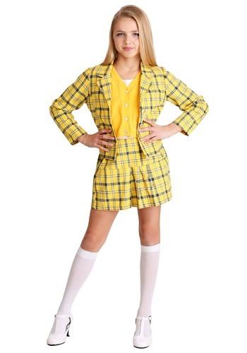 Clueless Cher Girls Costume