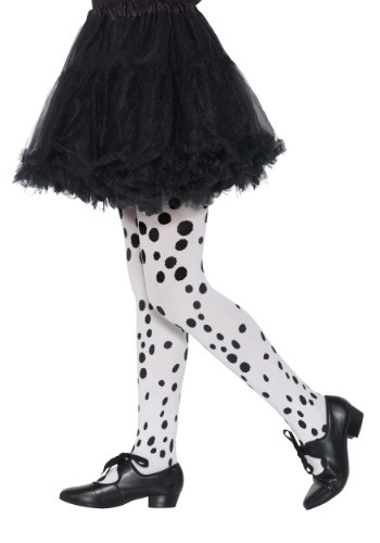 Click Here to buy Dalmatian Kids Tights from HalloweenCostumes, CDN Funds & Shipping