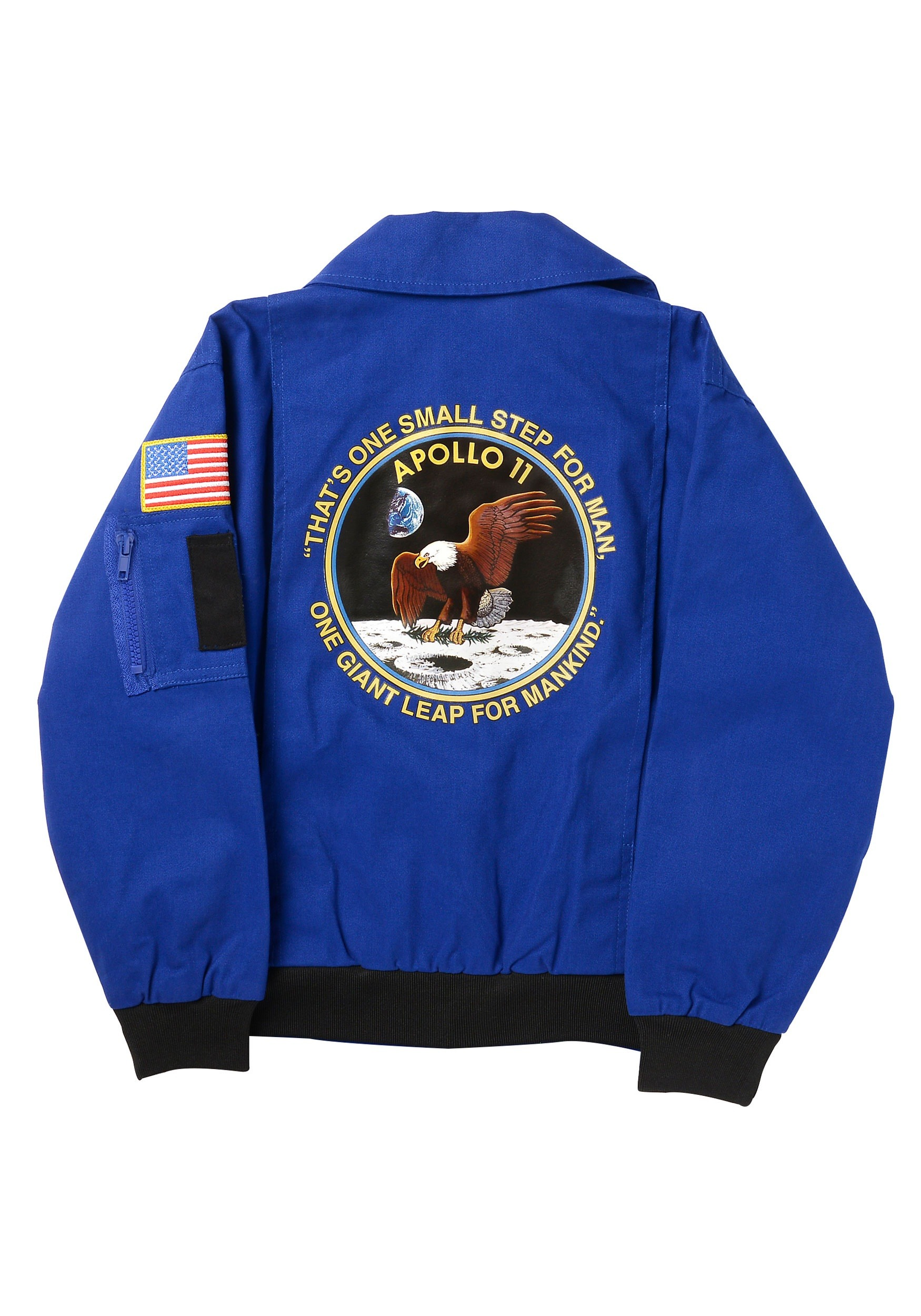 nasa apollo flight jacket - photo #24