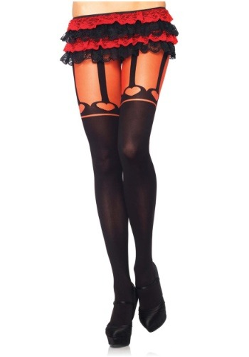 Womens Heart Tights